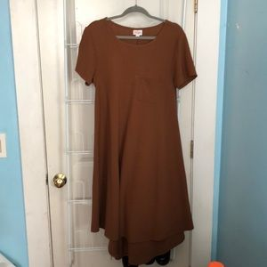 Very rare brown LLR Carly. Size M